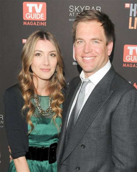 Michael Weatherly, Wife Welcome Second Child! - The