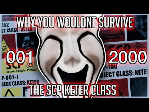 SCP Classes Explained - SCPS - SCP Guide - Cryptids Guide