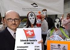 Dignitas branch provokes outcry in Germany - SWI swissinfo