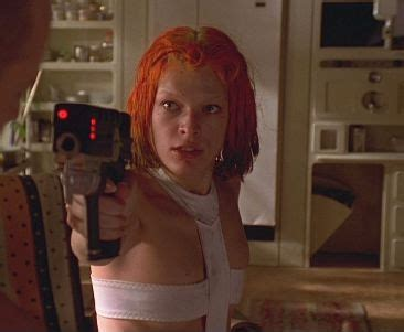 Leeloo (The Fifth Element) Hair: 4 Steps