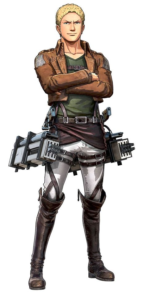 [Attack on Titan: Wings of Freedom] Reiner Braun | Attack