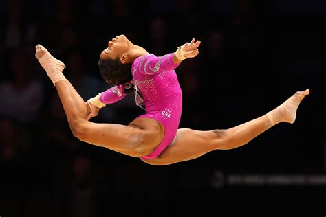 Here's Why Gabby Douglas Won't Be Allowed To Compete In