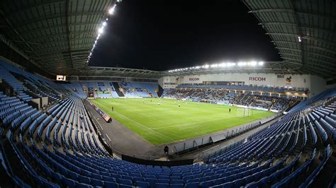 Coventry City confident of finding home for 2019-20 but