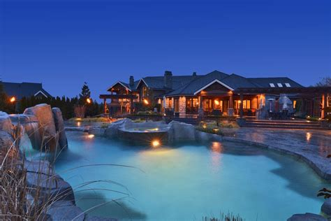 Magnificent Langley, BC Residence - $6,198,000 - Pricey Pads