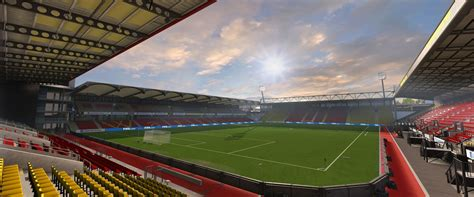 Here's a list of every FIFA 16 stadium included in the