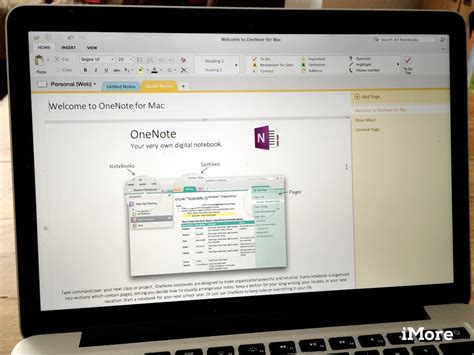 Microsoft OneNote for Mac — is it an Evernote contender