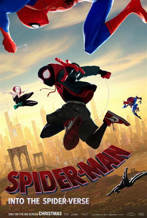 Spider-Man: Into the Spider-Verse (Film) | Marvel Animated