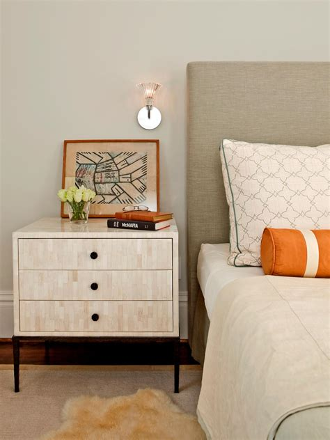 Tips for a Clutter-Free Bedroom Nightstand | Bedrooms