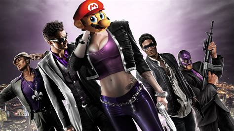 Saint's Row: The Third is Coming to Switch next March