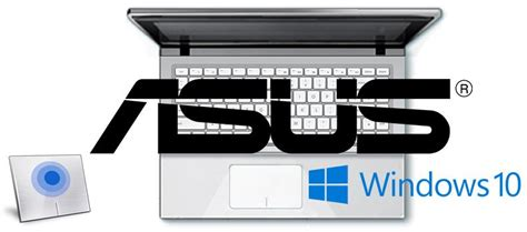 ASUS Smart Gesture and Windows 10 (touchpad solution