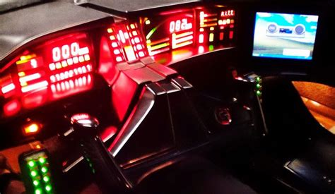 Blast From The Past: Digital Car Dashboards From The '80s