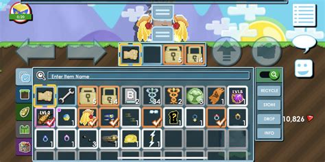 Growtopia F eyes and mercy account, Toys & Games, Video
