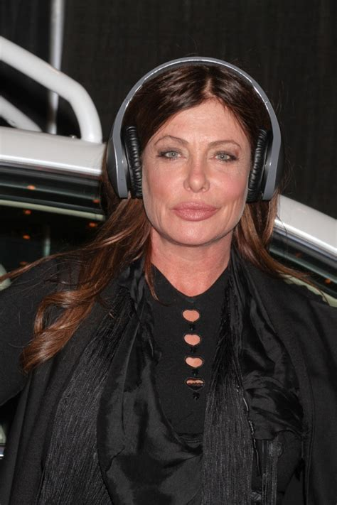 Kelly LeBrock Weight Height Measurements Bra Size Ethnicity