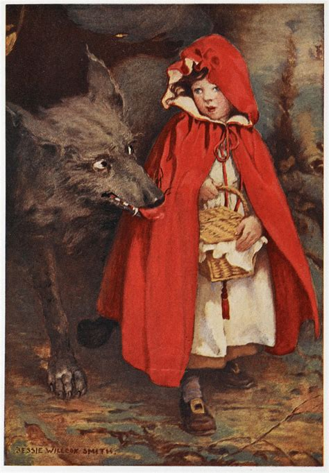 Little Red Riding Hood - Wikipedia