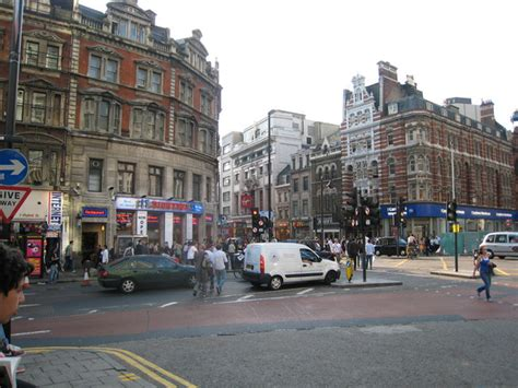 Junction of Charing Cross Road,