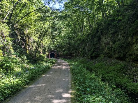 The Oldest Rail Trail in the US Is In Wisconsin