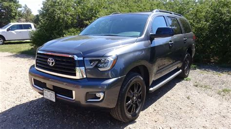 2019 Toyota Sequoia TRD Sport Gets Put to the Trails