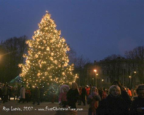Home of the First Christmas Tree ® Project to Celebrate