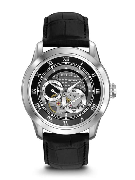 Bulova 96A135 Review   Automatic Watches For Men