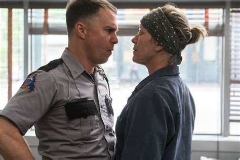 Why Three Billboards Outside Ebbing Missouri could win