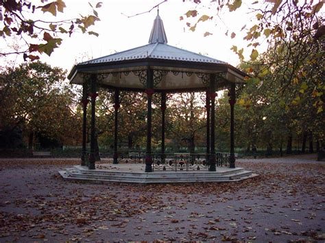 Bandstand in Battersea Park - Enable : Enable