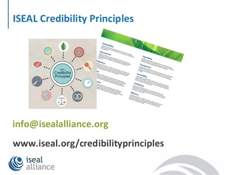 What Makes a Sustainability Standards System Credible?