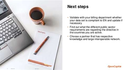 New EU Directive for e-Invoicing – Get up to Speed