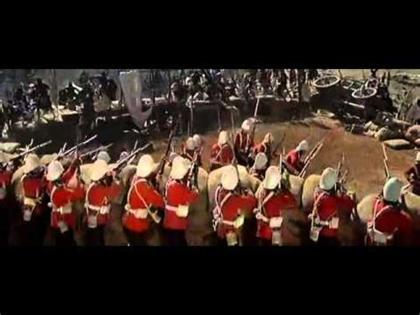 Zulu - Final Attack - The Redoubt - YouTube