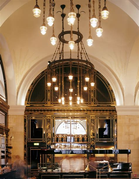 The Wolseley London serves classic continental dishes